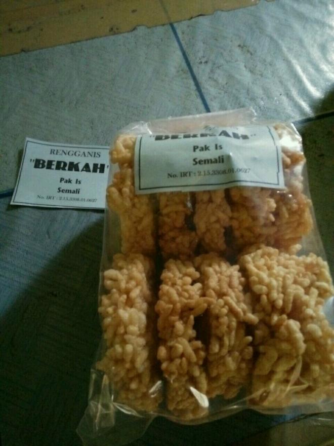 """Image : Rengganis """"Berkah"""" Makanan Khas dari Semali"""