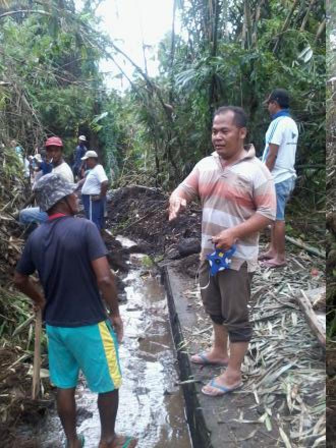 Image : Kerja Bakti Antara Partisipasi Warga dan Pembangunan Desa